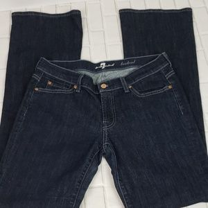 Seven 7 For All Mankind Bootcut Jean's size 29
